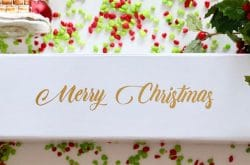 Christmas Gift Offer: 10% off beautiful personalised Gift Boxes