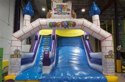 Kids World Inflatable Slide