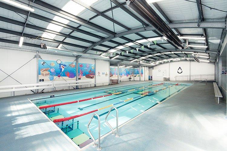 The Aquabliss pool in Pymble