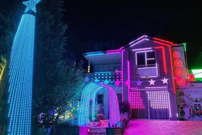 CSCOOL Lights (36 Childs Circuit, Belrose)