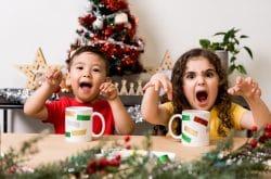 Christmas Craft! 6 mess-free festive activities