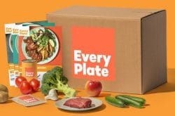 Save 40% on your first box at EveryPlate