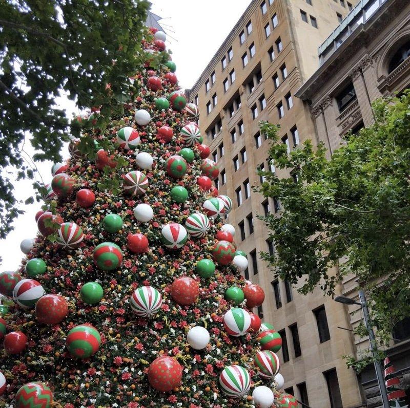 sydney city christmas
