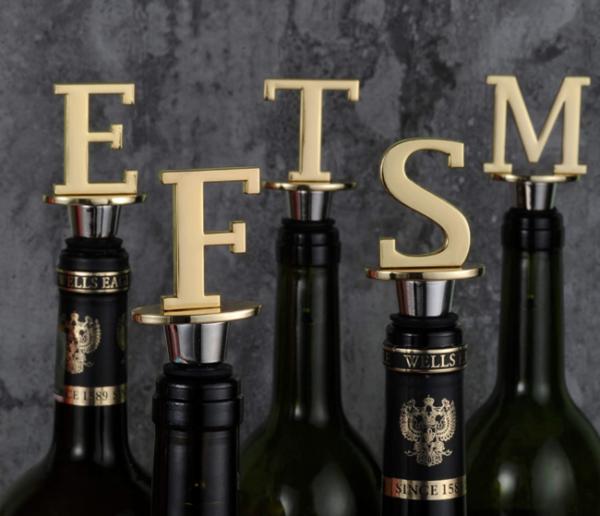 Wineolog personalised Wine Stopper