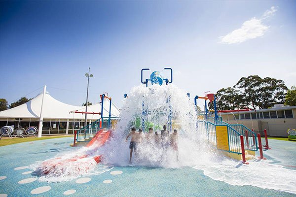 Water Slides Sydney