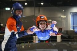 Christmas Gift Offer: Save $49 on iFLY Indoor Skydiving Gift Voucher
