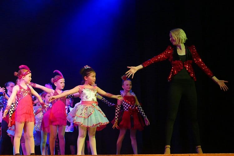 Jigsaw Dance (Wahroonga, Hornsby & Hornsby Heights)