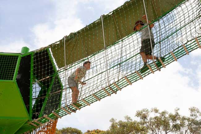 St Ives Showground Playground