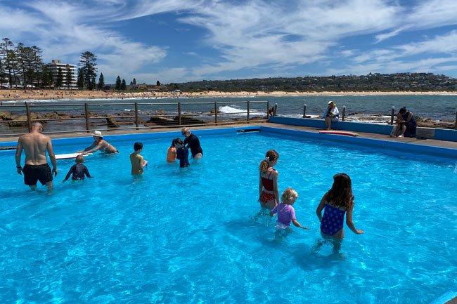 Dee Why Beach Ocean Pool