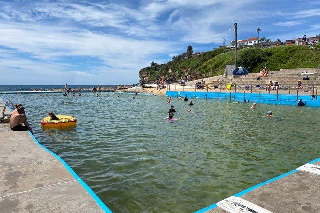 Ocean Pool Dee Why Beach