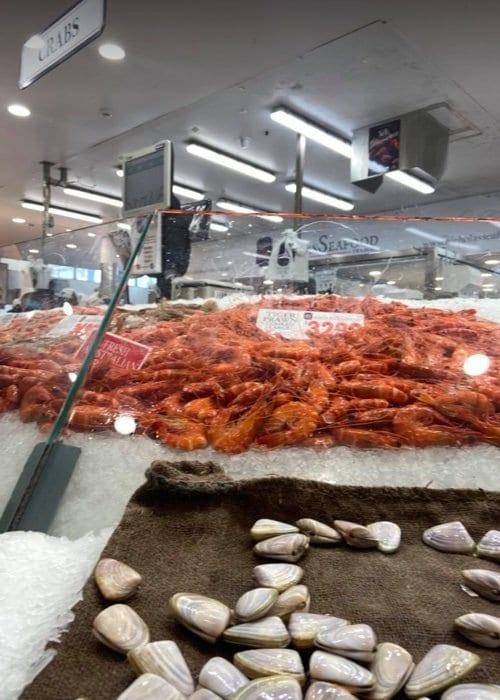 sydney fish markets de costis