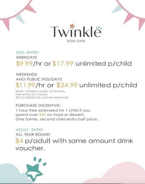 Twinkle price
