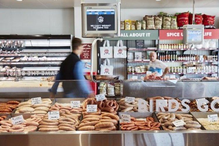 Sydney Fish Market Vics MArket