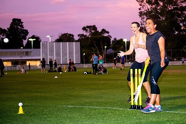 Women's cricket NSW