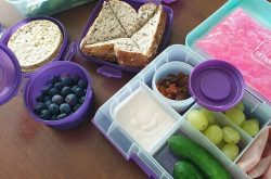 quick & easy lunchbox ideas