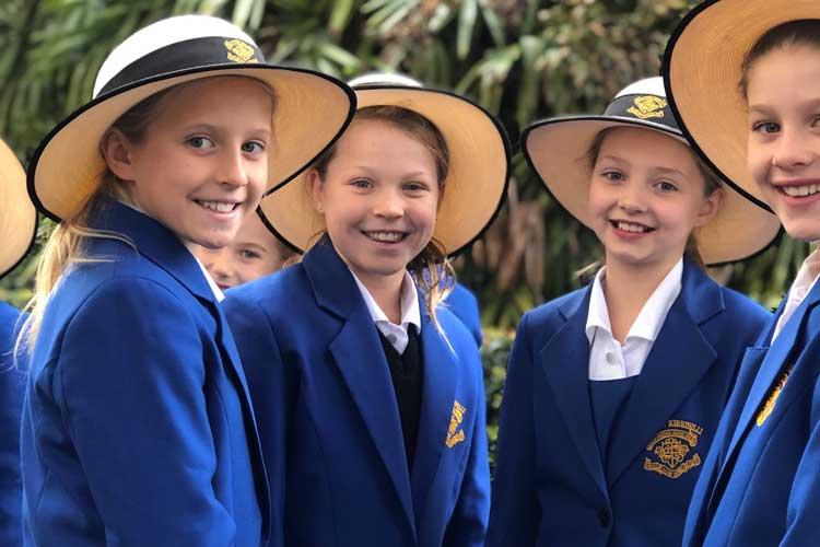 Loreto Kirribilli, private girls catholic school north shore