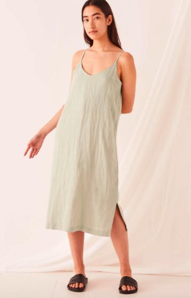 Assembly Label Linen dress