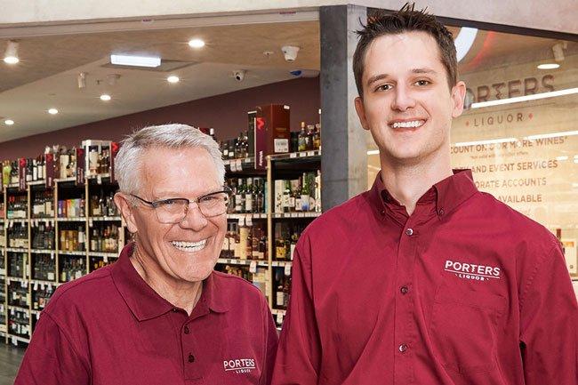Porters Liquor St Ives Village