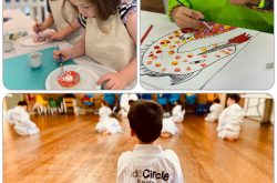 Kids Circle (Chatswood & Lindfield) - Visual Arts, Karate, Cooking, Dance, Chess & School Holidays!