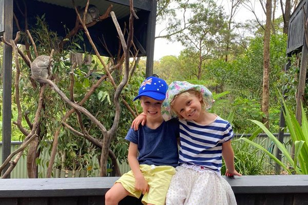 A day at Australian Reptile Park