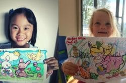 Winner Announcement: Easter Colouring Competition