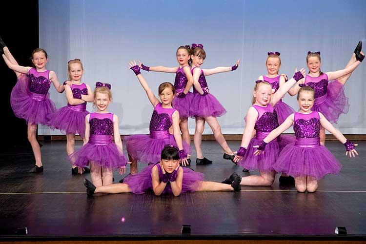 dance classes north shore
