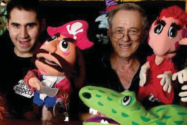 Jeral-Puppets