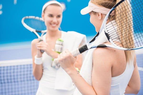 Ladies-Tennis