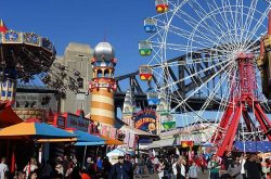 Nine brand new rides coming to Luna Park in 2021