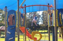 Playground Review: Buffalo Creek Reserve, Hunters Hill