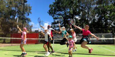 Queenwood Tennis