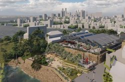 New waterfront park for Lower North Shore