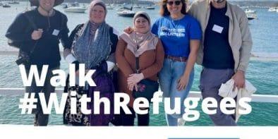 Walk WithRefugees