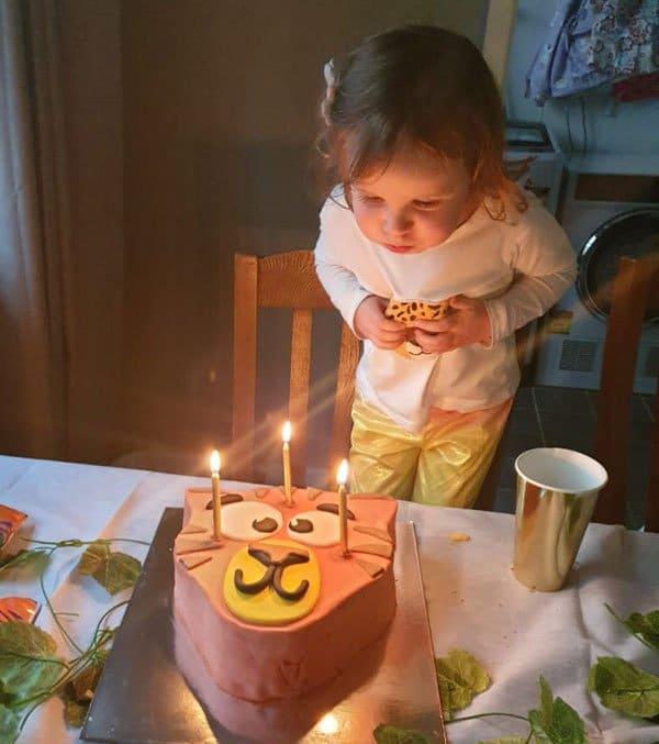 celebrate a child's birthday during lockdown