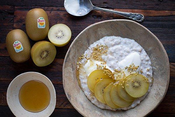 Creamy Vanilla Porridge