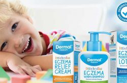 Special Offer! 50% off Dermal Therapy Little Bodies eczema range
