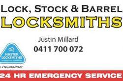 Lock, Stock & Barrel Locksmiths