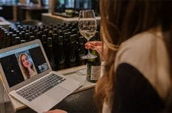 Virtual wine tastings in your home
