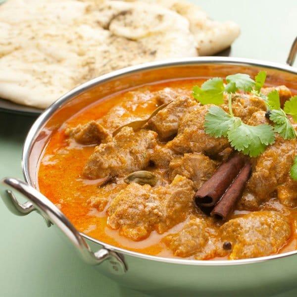 Mughlai Lamb Curry
