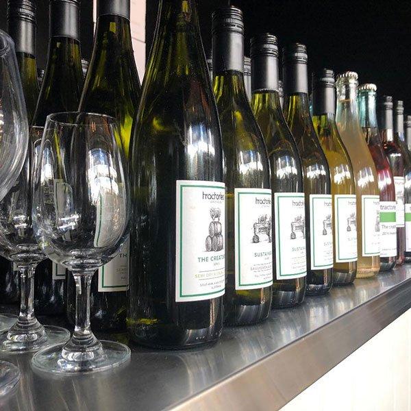 Tractorless Vineyard