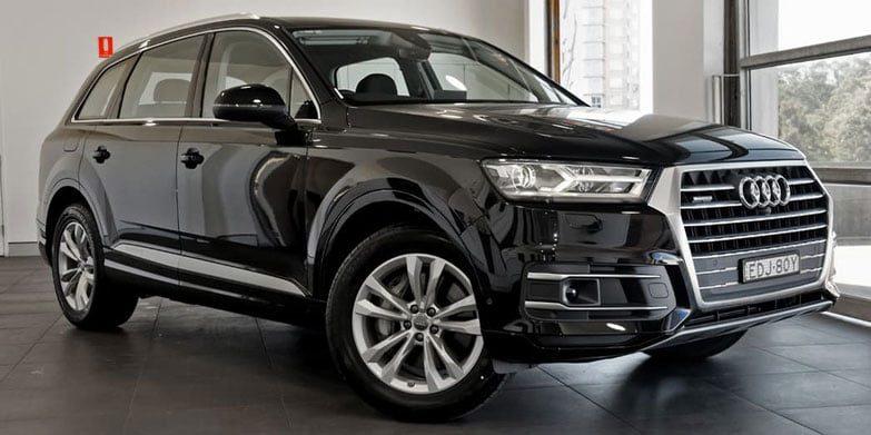 Audi's new family car