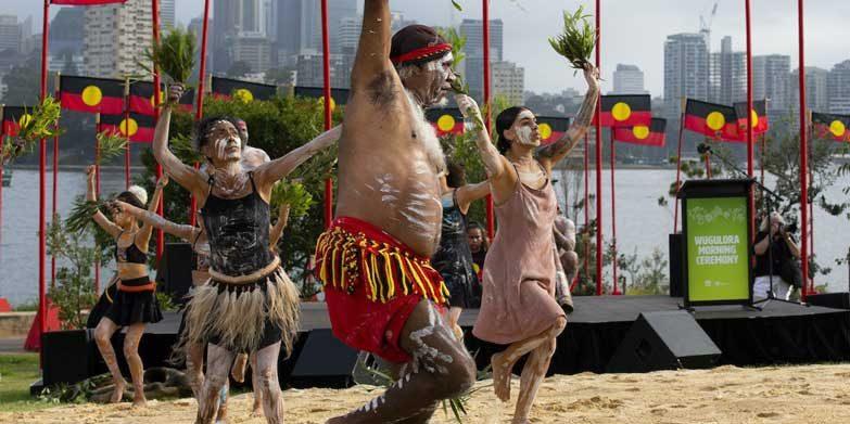 Australia Day Barangaroo