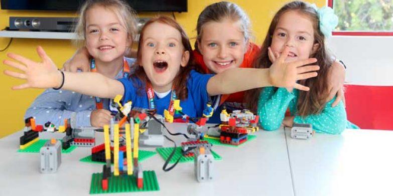 Bright fun at the new Collaroy centre