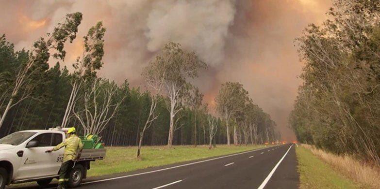 Bushfire-Rappville