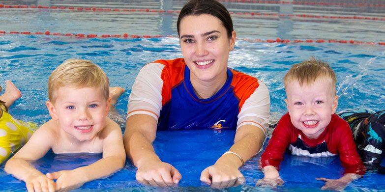 Carlile-Swimming