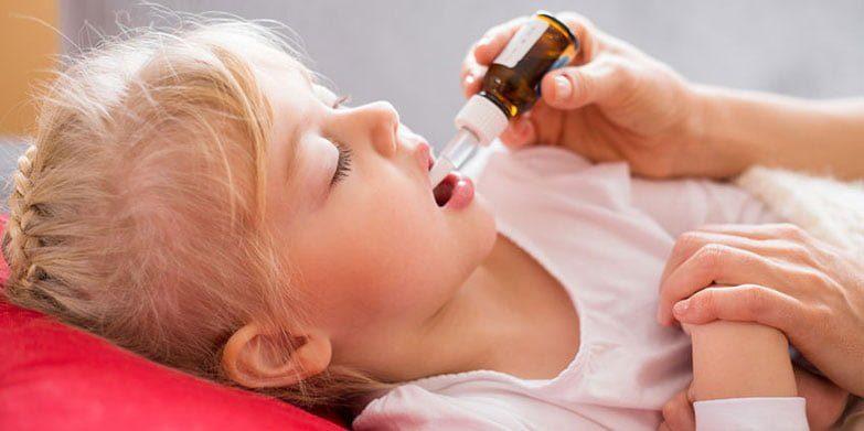 giving medicine to kids safely
