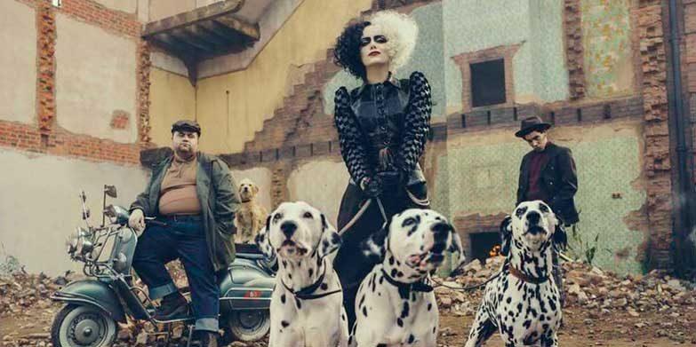 Cruella is rated PG