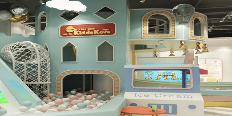 New indoor kids play centre