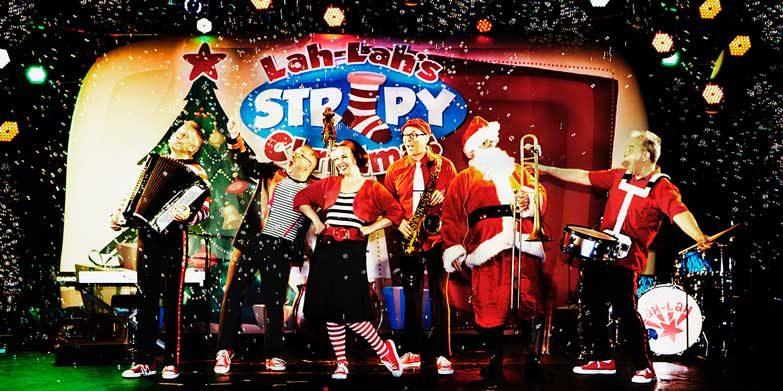 Lah-Lah Christmas Show