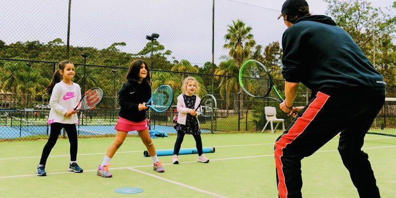 Queenwood-Tennis